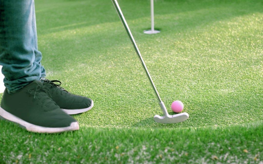 Free Golf Practice