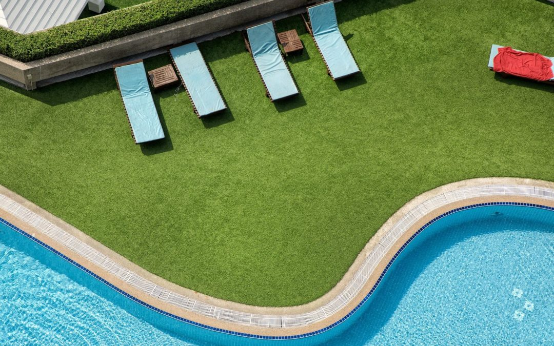 Artificial Turf Installation Cost Benefits For Your Pool in Stockton