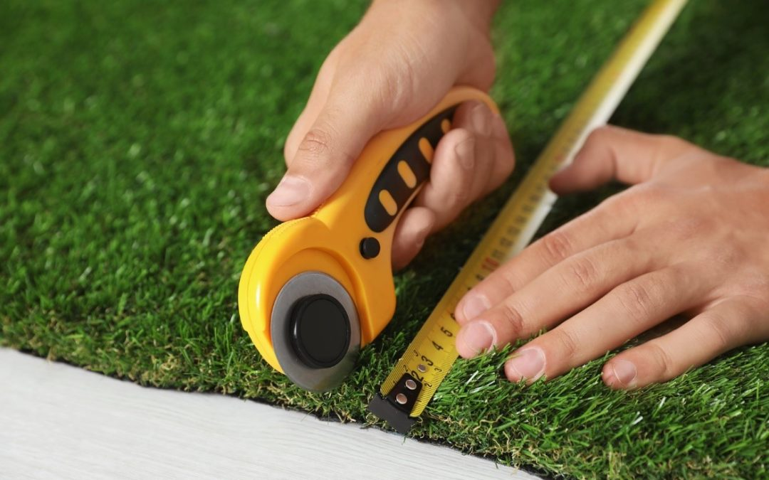 5 Ways Professionals Ensure Quality Installation of Green Synthetic Grass in Stockton