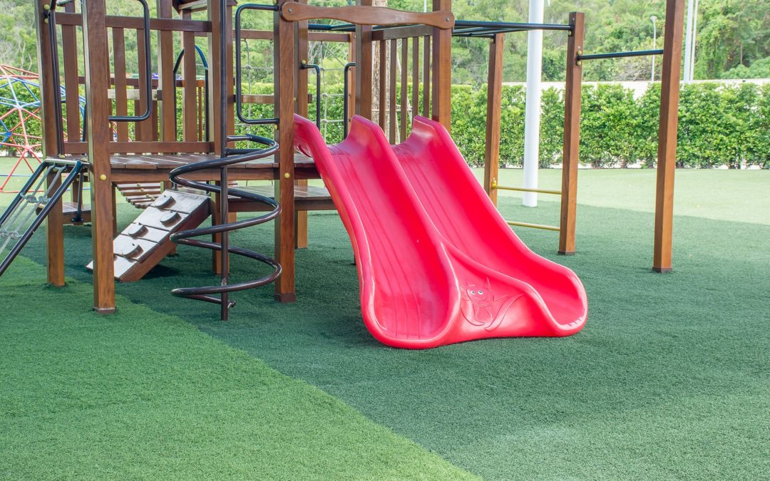 Enhance Playground Safety With the Best Synthetic Grass in Stockton